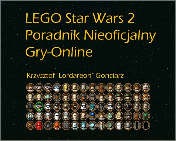 Oto przed tobą kompletne kompendium wiedzy na temat LEGO Star Wars II ...
