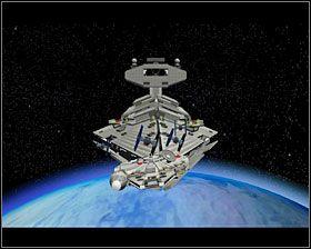 1 - Episode V - Falcon Flight - Story Mode - LEGO Star Wars II: The Original Trilogy - poradnik do gry