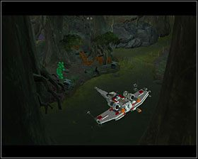 1 - Episode V - Dagobah - Story Mode - LEGO Star Wars II: The Original Trilogy - poradnik do gry