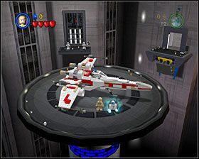 1 - Episode V - Cloud City Trap - Story Mode - LEGO Star Wars II: The Original Trilogy - poradnik do gry