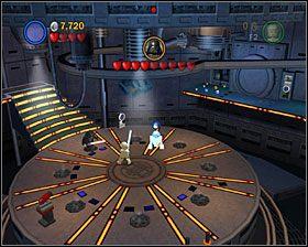 2 - Episode V - Cloud City Trap - Story Mode - LEGO Star Wars II: The Original Trilogy - poradnik do gry