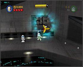 Przed tobą walka z Vaderem - Episode V - Cloud City Trap - Story Mode - LEGO Star Wars II: The Original Trilogy - poradnik do gry