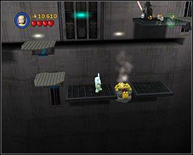 3 - Episode V - Cloud City Trap - Story Mode - LEGO Star Wars II: The Original Trilogy - poradnik do gry