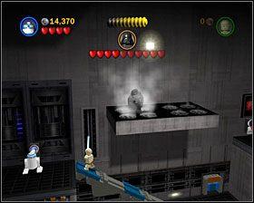 Kolejna walka - Episode V - Cloud City Trap - Story Mode - LEGO Star Wars II: The Original Trilogy - poradnik do gry