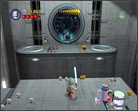 5 - Episode V - Cloud City Trap - Story Mode - LEGO Star Wars II: The Original Trilogy - poradnik do gry
