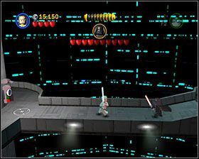 6 - Episode V - Cloud City Trap - Story Mode - LEGO Star Wars II: The Original Trilogy - poradnik do gry