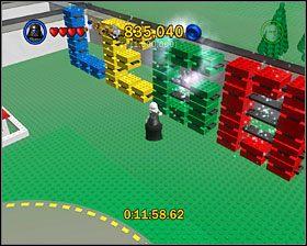 Lego Star Wars The Complete Saga Lego City 20