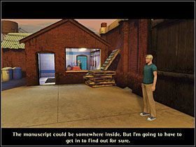 [83] - [10] NEW YORK MEAT PACKING - Broken Sword: Anio� �mierci - poradnik do gry
