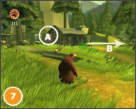 4 - [Misje] Straszliwy Grizzly - Sezon na Misia - poradnik do gry