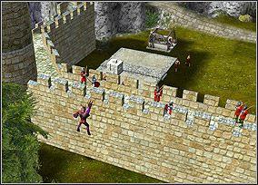 Popis umiejętności Vampire Creeper'a - Chapter III - Lancelot - Kampania King Arthur - Twierdza Legendy - poradnik do gry