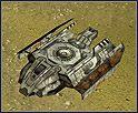 Mobilne Build Pady, które szybko się przemieszczają i umożliwiają w dowolnym miejscu rozstawienie ich i budowę - Jednostki lądowe i kosmiczne - Sojusz - Star Wars: Empire at War - Forces of Corruption - poradnik do gry