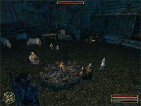 Cole marzy o dołączeniu do Rebeliantów z Nemory - Trelis (1) - Questy - Gothic 3 - poradnik do gry