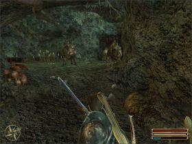 Musisz zejść na dół (farma stoi na wzgórzu) i odnaleźć wejście do jaskini - Trelis (3) - Questy - Gothic 3 - poradnik do gry