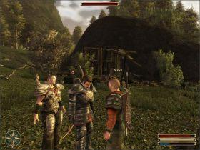 Musisz udać się do niedalekiej jaskini zamieszkanej przez ożywieńców - Trelis (3) - Questy - Gothic 3 - poradnik do gry
