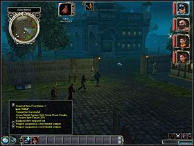 Porz�dkowanie dok�w - Neverwinter (3) - Akt 1 - Neverwinter Nights 2 - poradnik do gry