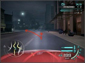 3 - Wyścig z szefem - Kenji - Downtown - Need for Speed Carbon - poradnik do gry