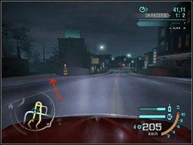 4 - Wyścig z szefem - Kenji - Downtown - Need for Speed Carbon - poradnik do gry