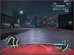 5 - Wyścig z szefem - Kenji - Downtown - Need for Speed Carbon - poradnik do gry
