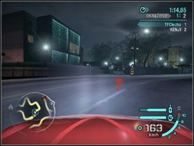 Część 1: North Road (Tor, 2 okrążenia) - Wyścig z szefem - Kenji - Downtown - Need for Speed Carbon - poradnik do gry