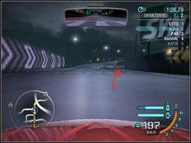 Typ: Tor - Wojna wyścigowa - Sutherden Bell Tower - Downtown - Need for Speed Carbon - poradnik do gry