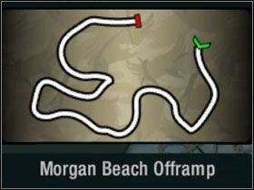 1 - Wyścig #1 - Morgan Beach Offramp - Kempton - Need for Speed Carbon - poradnik do gry