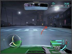 Typ: Punkt kontrolny - Wyścig #1 - Morgan Beach Offramp | Kempton | Need for Speed Carbon - Need for Speed Carbon - poradnik do gry
