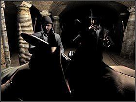 7 - The Thames - Pod magazynem (2) - Rozdział 2 - Sherlock Holmes: Przebudzenie - poradnik do gry