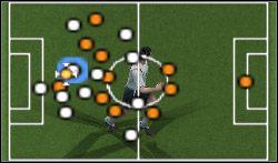 Kontratak wyprowadzany z własnej połowy - Konwencje taktyczne - Pro Evolution Soccer 6 - poradnik do gry