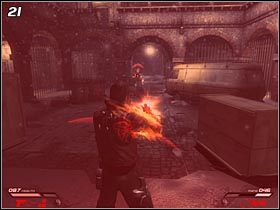 2 - Hochtempelberg Monastery (2) - Mission 1 - Infernal - poradnik do gry