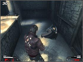 8 - Hochtempelberg Monastery (2) - Mission 1 - Infernal - poradnik do gry