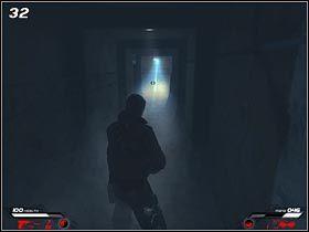 Korytarz chroniony jest czujnikami z niebieskim światłem (#32) - Hochtempelberg Monastery (3) - Mission 1 - Infernal - poradnik do gry