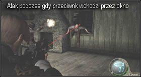 6 - Village (2-2) - obrona domu - Resident Evil 4 - PC - poradnik do gry