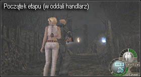 2 - Village (2-2) - obrona domu - Resident Evil 4 - PC - poradnik do gry