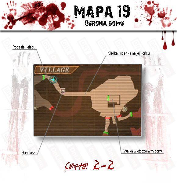 1 - Village (2-2) - obrona domu - Resident Evil 4 - PC - poradnik do gry