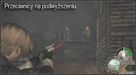 13 - Village (2-2) - eskorta Ashley - Resident Evil 4 - PC - poradnik do gry