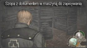 11 - Village (2-2) - eskorta Ashley - Resident Evil 4 - PC - poradnik do gry
