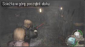 8 - Village (2-2) - eskorta Ashley - Resident Evil 4 - PC - poradnik do gry