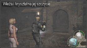 Teraz możesz udać się do centrum wioski - Village (2-2) - eskorta Ashley - Resident Evil 4 - PC - poradnik do gry