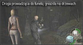 5 - Village (2-2) - eskorta Ashley - Resident Evil 4 - PC - poradnik do gry