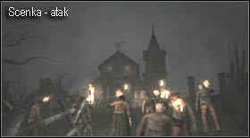 3 - Village (2-2) - eskorta Ashley - Resident Evil 4 - PC - poradnik do gry