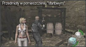 2 - Village (2-2) - eskorta Ashley - Resident Evil 4 - PC - poradnik do gry