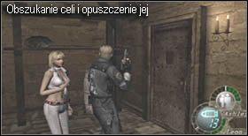 13 - Village (2-1) - kościół i spotkanie Ashley - Resident Evil 4 - PC - poradnik do gry