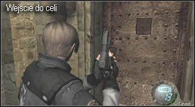 11 - Village (2-1) - kościół i spotkanie Ashley - Resident Evil 4 - PC - poradnik do gry