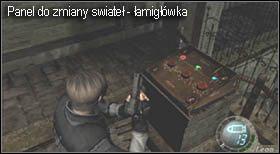 A z niego na drugą stronę balkonu - Village (2-1) - kościół i spotkanie Ashley - Resident Evil 4 - PC - poradnik do gry