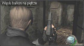 7 - Village (2-1) - kościół i spotkanie Ashley - Resident Evil 4 - PC - poradnik do gry