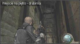 Ołtarz to nic innego jak łamigłówka, którą przyjdzie Ci za moment rozwiązać - Village (2-1) - kościół i spotkanie Ashley - Resident Evil 4 - PC - poradnik do gry