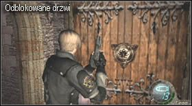 5 - Village (2-1) - kościół i spotkanie Ashley - Resident Evil 4 - PC - poradnik do gry