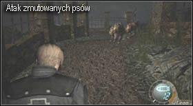 4 - Village (2-1) - kościół i spotkanie Ashley - Resident Evil 4 - PC - poradnik do gry