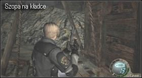 3 - Village (2-1) - kościół i spotkanie Ashley - Resident Evil 4 - PC - poradnik do gry