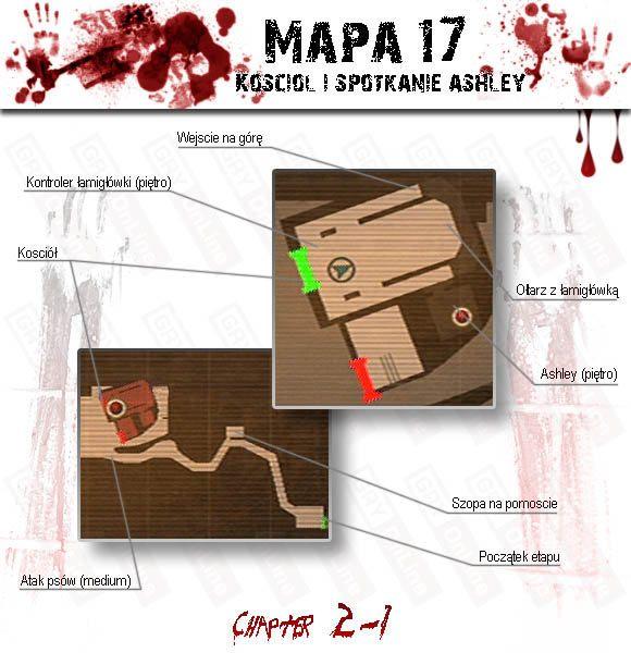 1 - Village (2-1) - kościół i spotkanie Ashley - Resident Evil 4 - PC - poradnik do gry